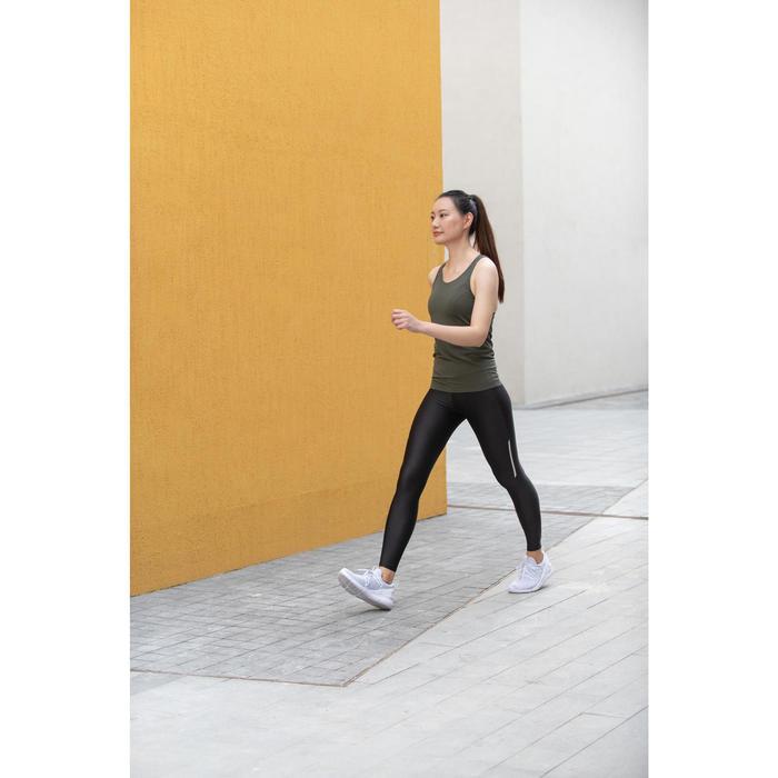Zapatillas Caminar Newfeel PW 140 Mujer Blanco