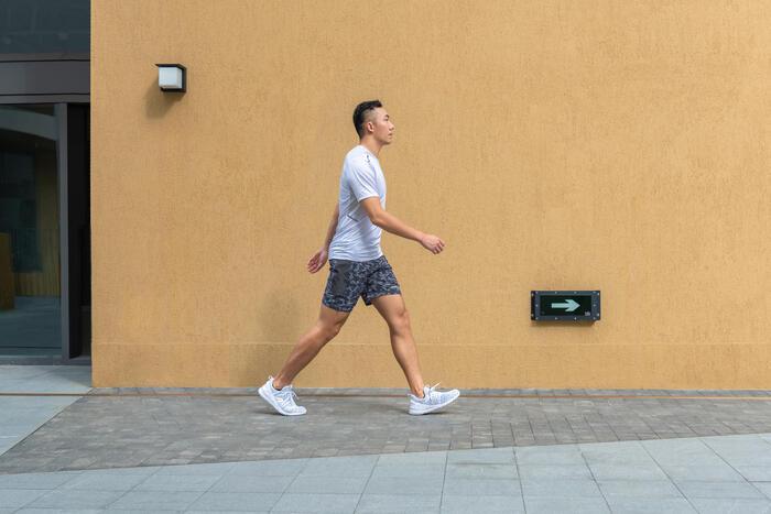 Walkingschuhe PW 140 Herren weiß