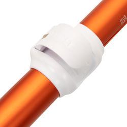 可調/可拆卸立式划槳(SUP)槳片170到220CM-橘色
