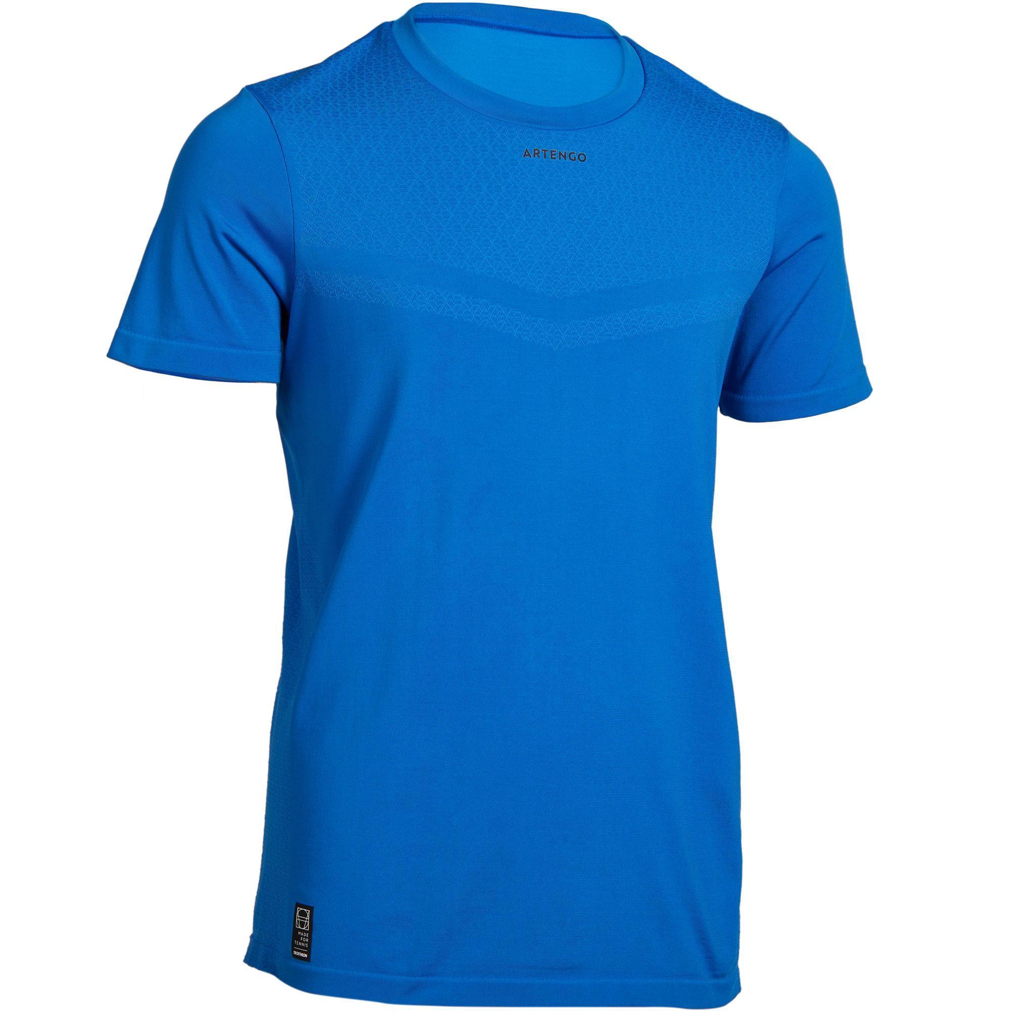 Artengo T-shirt 900 jongens blauw