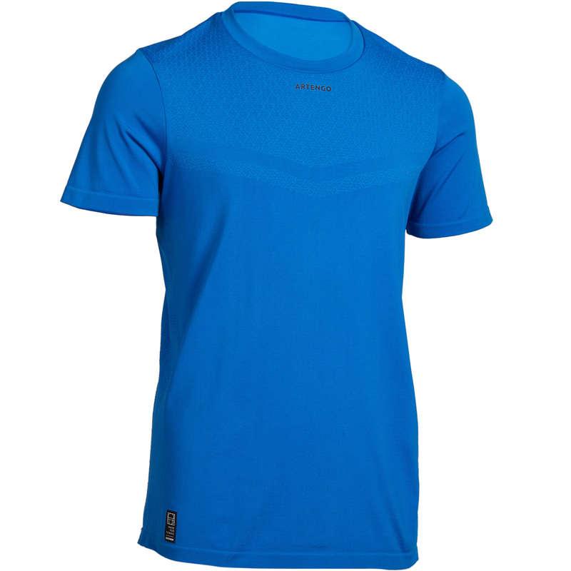 ABBIGLIAMENTO TUTTE LE STAGIONI JUNIOR Sport di racchetta - T-shirt tennis jr 900 azzurra ARTENGO - Abbigliamento tennis