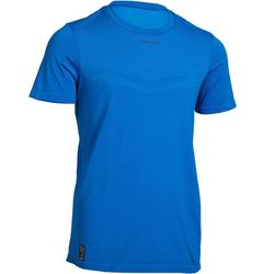 T-shirt 900 jongens blauw