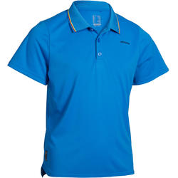 500 Kids' Polo - Blue