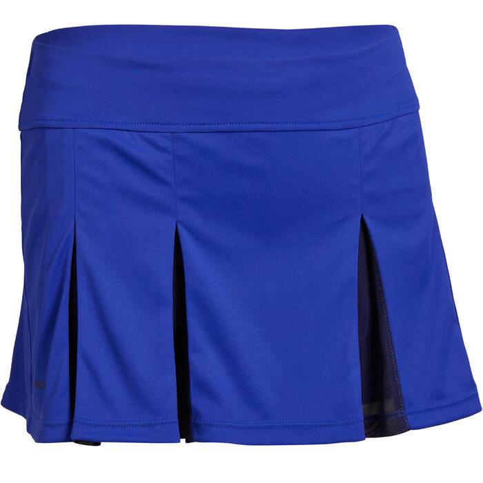 7fe54a0970e1db Artengo Rokje voor meisjes 900 girl blauw