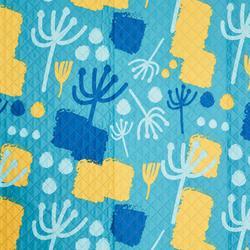 Dandelion地墊-藍色