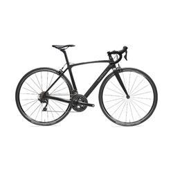 Racefiets dames wielrennen carbon zwart 105 UK