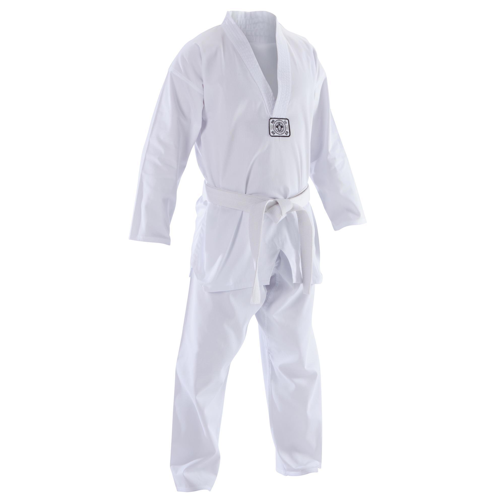 Taekwondo-Anzug 500 Erwachsene | Sportbekleidung > Sportanzüge > Taekwondo-Anzüge | Outshock
