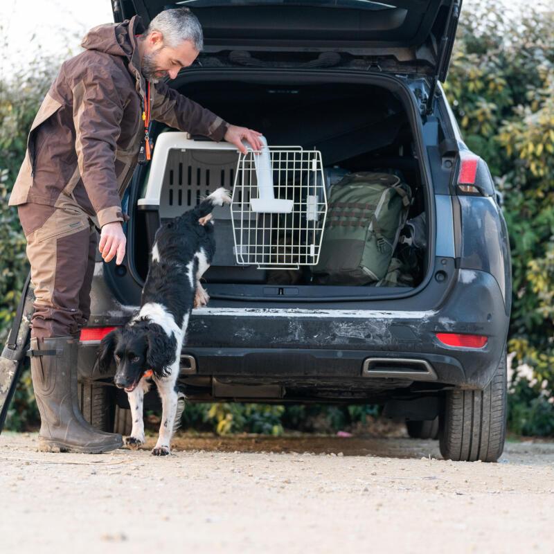 Transporter son chien de chasse en toute sécurité