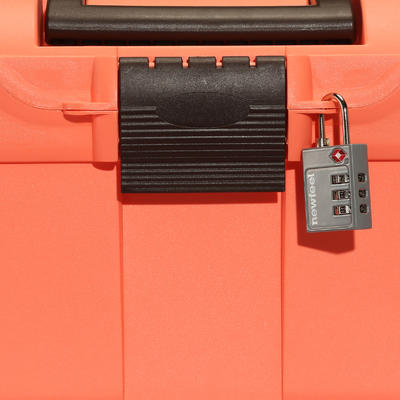 GB300 Horse Riding Grooming Box - Fluorescent Orange/Brown