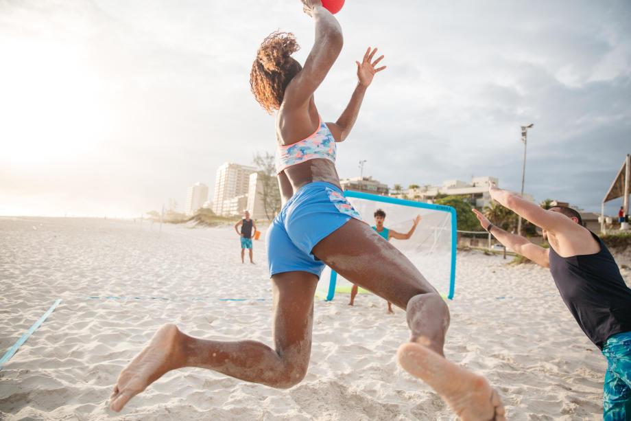 Beachhandballtor