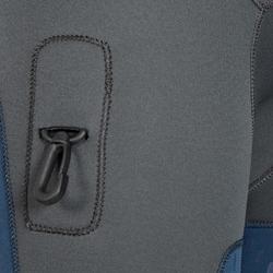 Neoprenanzug Tauchen SCD 500 Neopren 5 mm Herren Longsuit Overall