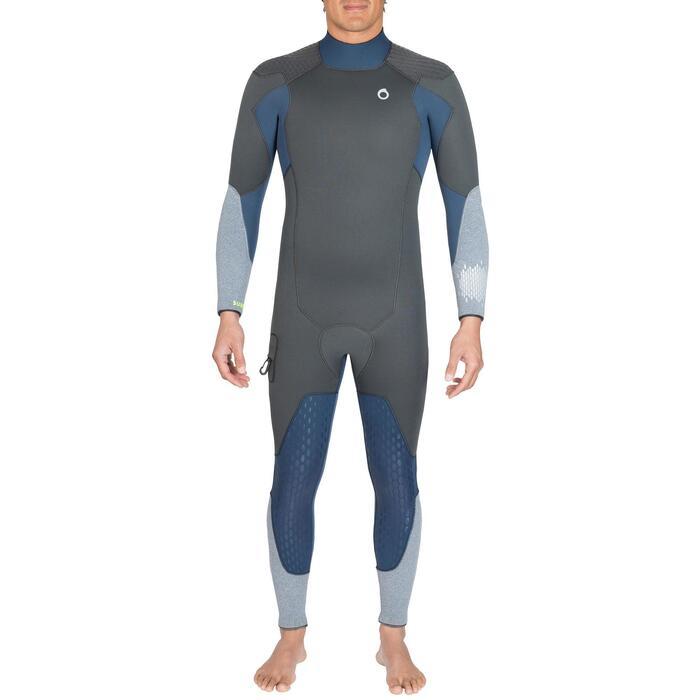 男款5 mm氯丁橡膠(neoprene)水肺潛水防寒衣SCD 500