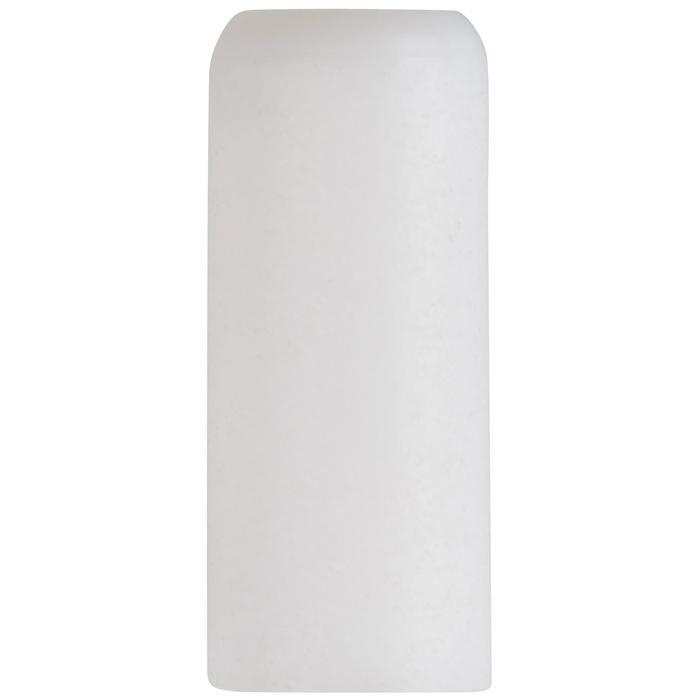 Witte teflon topbussen met uitgangsdiameter van 2,2 en 2,8 mm