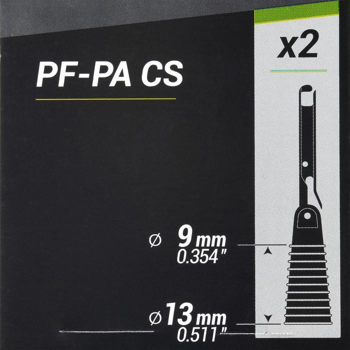 Bung + sleutel PF-PA CS 9/13mm voor statisch hengelen