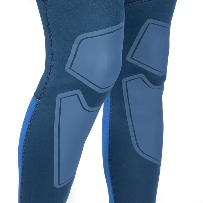 Men's Scuba Diving 3mm Neoprene Back Zip Wetsuit SCD 100