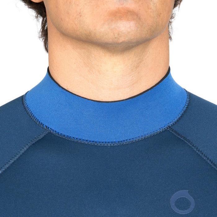Neoprene SCD scuba diving suit 100 3 mm with back zip