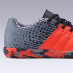 Chaussure de futsal enfant CLR 500 rouge