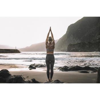 Seamless Gentle Yoga Sports Bra - Pale Pink
