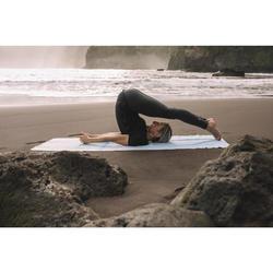 Antislip handdoek yoga strandprint