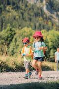 SCARPE BAMBINO Sport di Montagna - Scarpe bambino CROSSROCK KID QUECHUA - Scarpe e accessori trekking