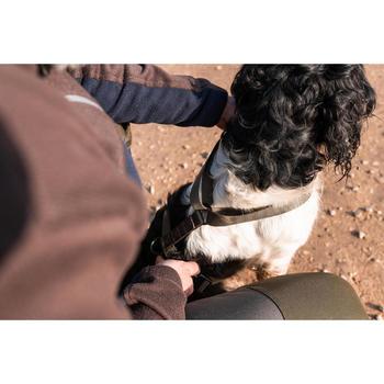 Hondentuigje voor de jacht kaki