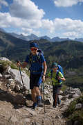 SHORTS T-SHIRTS HATS REGULAR 7-15 yrs Hiking - JR MH500 HIKING SHORTS QUECHUA - Hiking Clothes