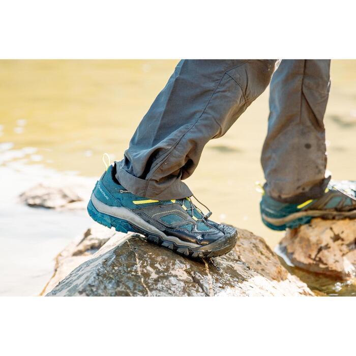 兒童款防水健行鞋CROSSROCK