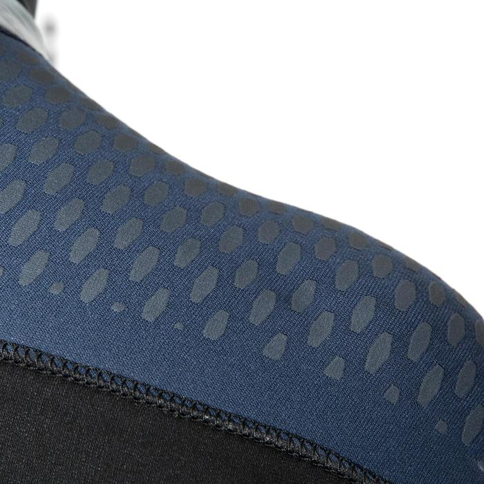 Semi-droogpak voor heren SCD500 neopreen 7 mm voor koud water