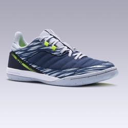 Chaussures de Futsal ESKUDO 500 JR Bleu Gris