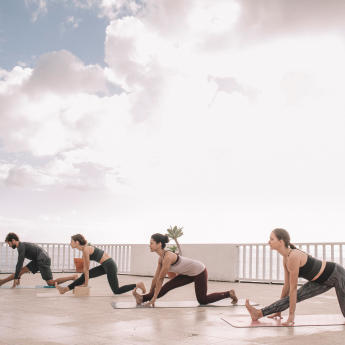 Yoga pour coureurs