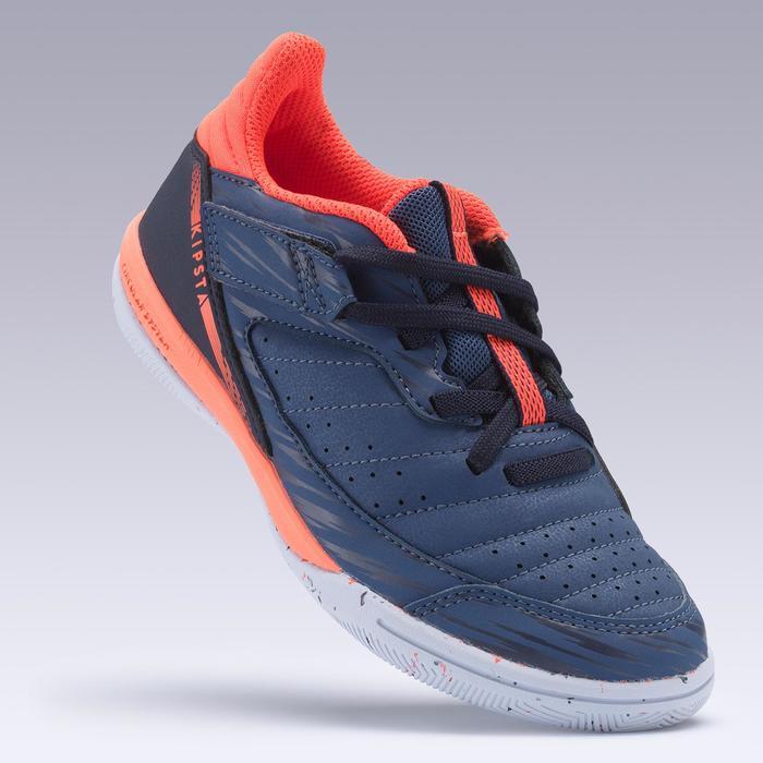 Chaussures de Futsal ESKUDO 500 KD Blue