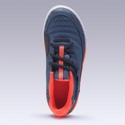 Zapatillas de fútbol sala ESKUDO 500 KD Azul