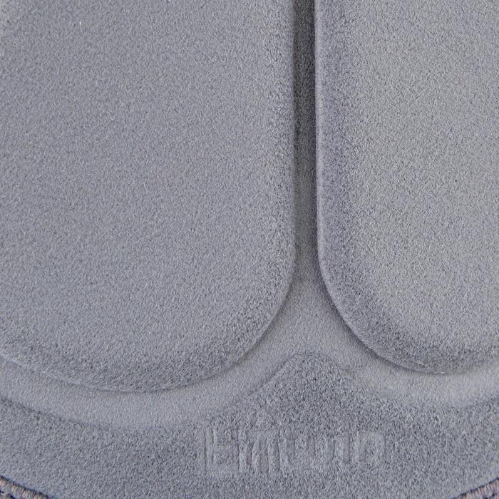CULOTE CICLISMO MTB CORTO MUJER CON SHORT ROCKRIDER ST 500 AZUL ROSA