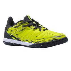 Eskudo 500 Kids' Futsal Boots - Dark Yellow