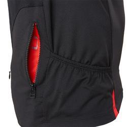 MTB shirt heren ST 500 zwart/rood
