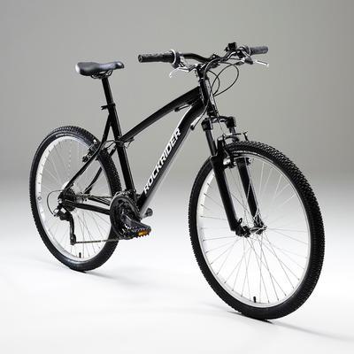 """Гірський велосипед ST 50 26"""" - Чорний"""