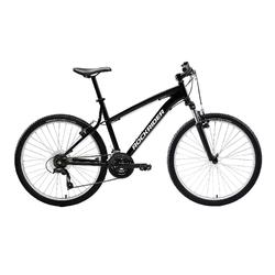 "MTB ROCKRIDER ST50 26"" Shimano / Microshift 3X7-SPEED stads MOUNTAINBIKE"