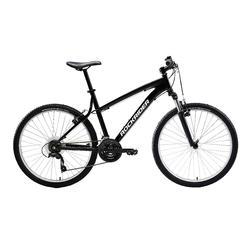 """Mountainbike ST 50 26"""" schwarz"""