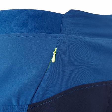 Celana Pendek Sepeda Gunung ST 500 - Biru