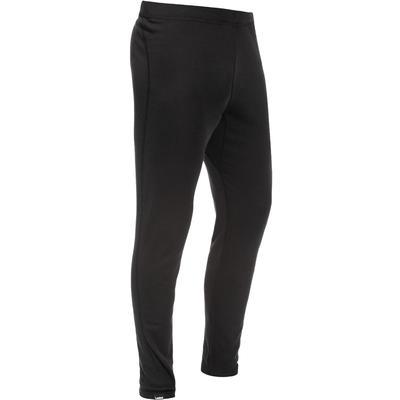 מכנסיים תרמיים לסקי 100 גברים - שחור