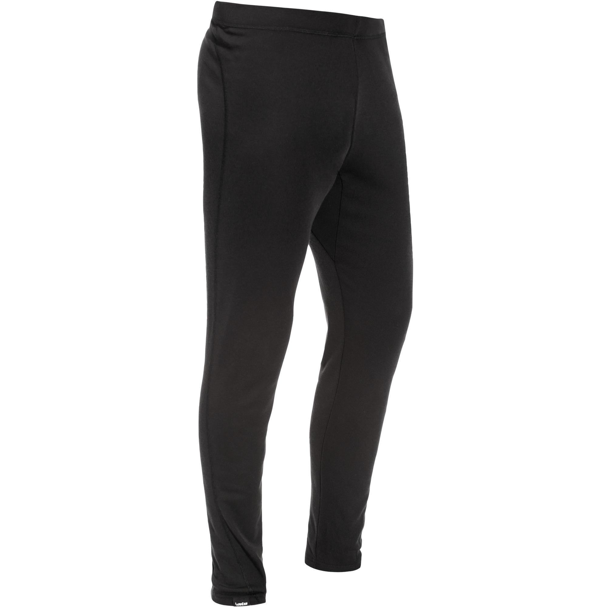 Skiunterhose lang Simple Warm Herren | Sportbekleidung > Funktionswäsche > Thermounterwäsche | Wedze
