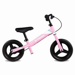 "10"" Run Ride 500 Pink Balance Bike"
