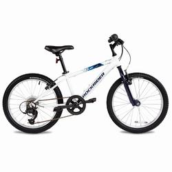 "20"" ST 120 Kid Mountain Bike - White"