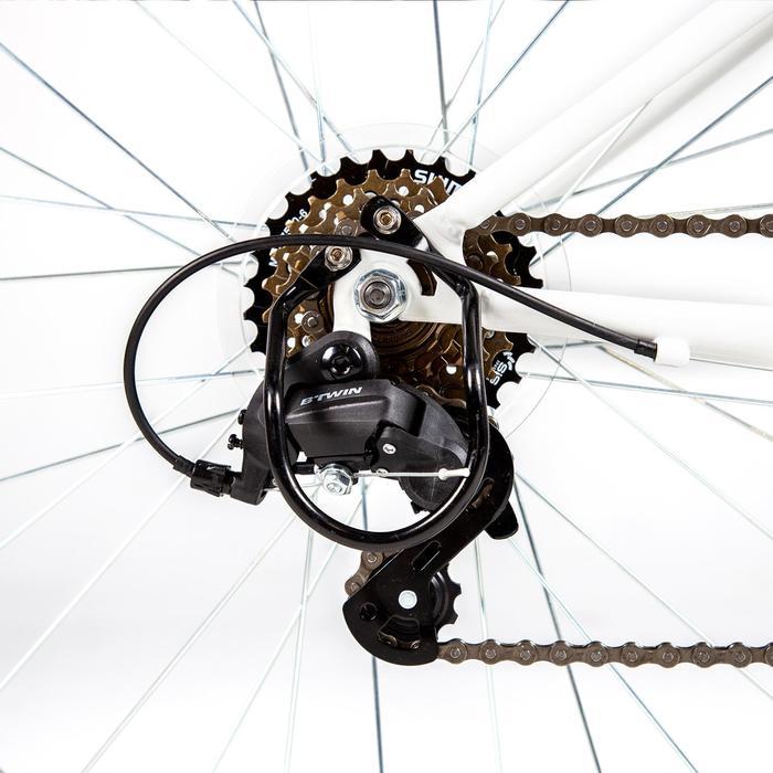 Protector de Cambio Bicicleta Negro