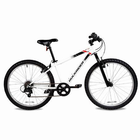 """ST100 Rockrider 24"""" Mountain Bike - Kids"""