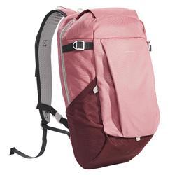 鄉村健行背包20 L NH100-粉紅色