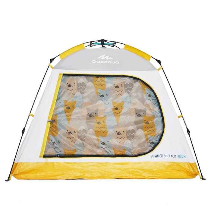簡易帳篷C2