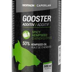 ADDITIF LIQUIDE PÊCHE AU COUP GOOSTER ADDITIV CHENEVIS 500ML CAPERLAN