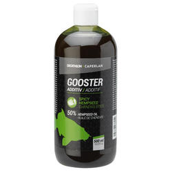 CAPERLAN GOOSTER ADDITIV HEMPSEED 500 ML STILL FISHING ADDITIVE