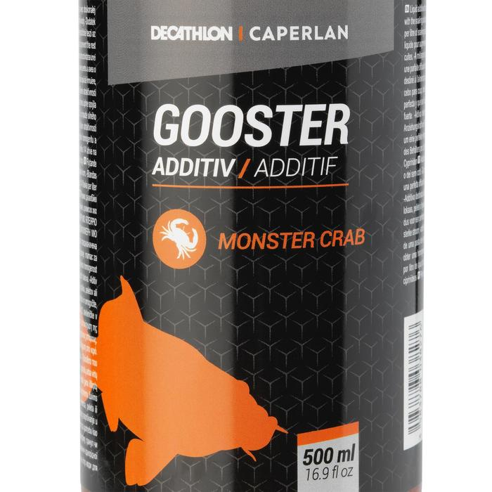 ADITIVO LÍQUIDO PESCA AL COUP GOOSTER ADDITIV MONSTER CRAB CAPERLAN